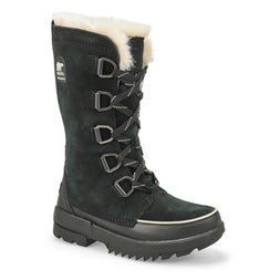 Lds Tivoli IV Tall black wtpf boot