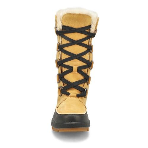 Lds Tivoli IV Tall curry/blk wtpf boot