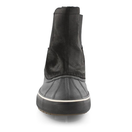 Mns Cheyanne Metro Chelsea blk wtpf boot