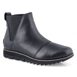 Lds Harlow Chelsea black wtpf boot
