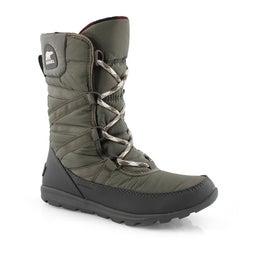 Lds WhitneyTallLaceII alpn tndra wp boot
