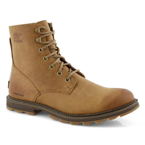 Mns Madson 6 elk/mud wtpf ankle boot