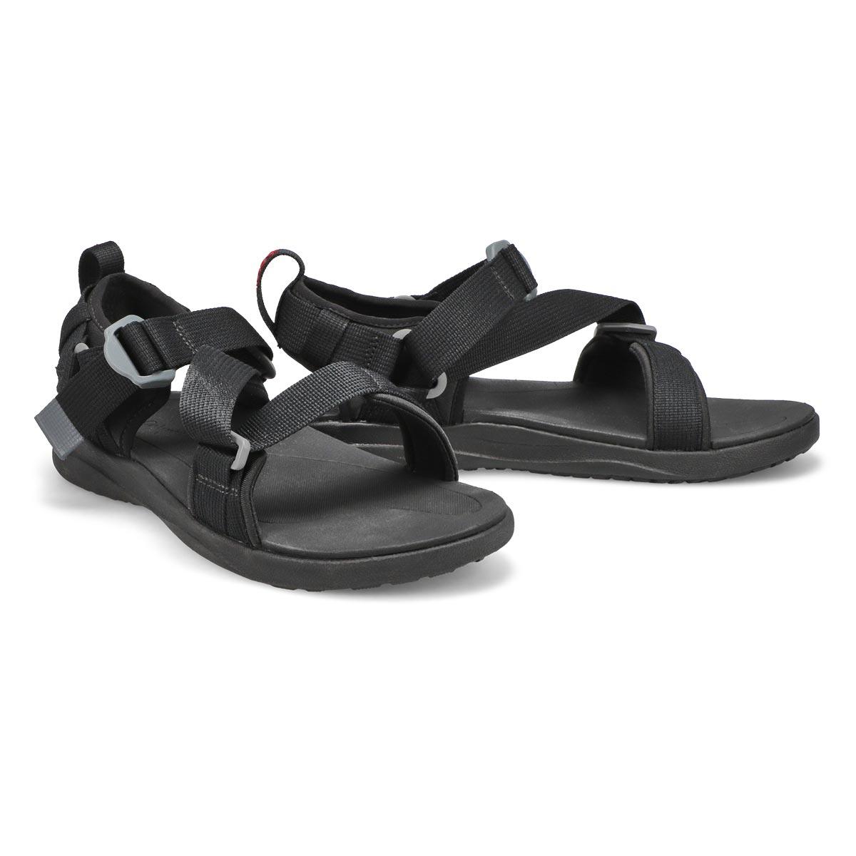 Men's Columbia Sport Sandal - Black/Red