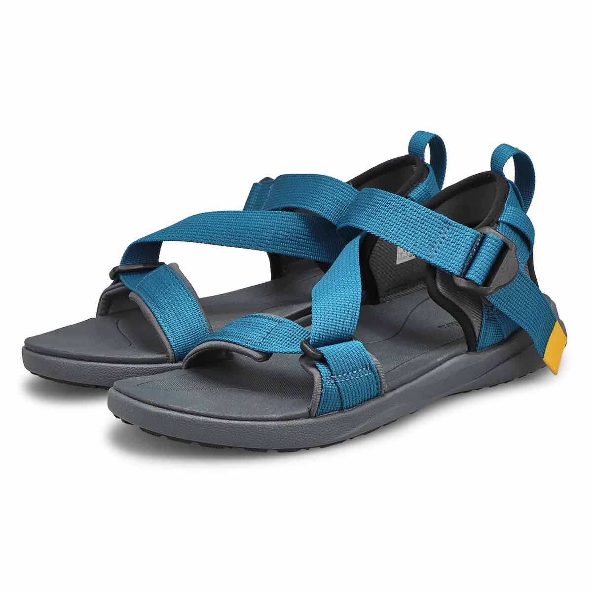 Men's Columbia Sport Sandal Grey/Blue