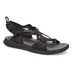 Lds Columbia Sandal blk/gry sport sandal