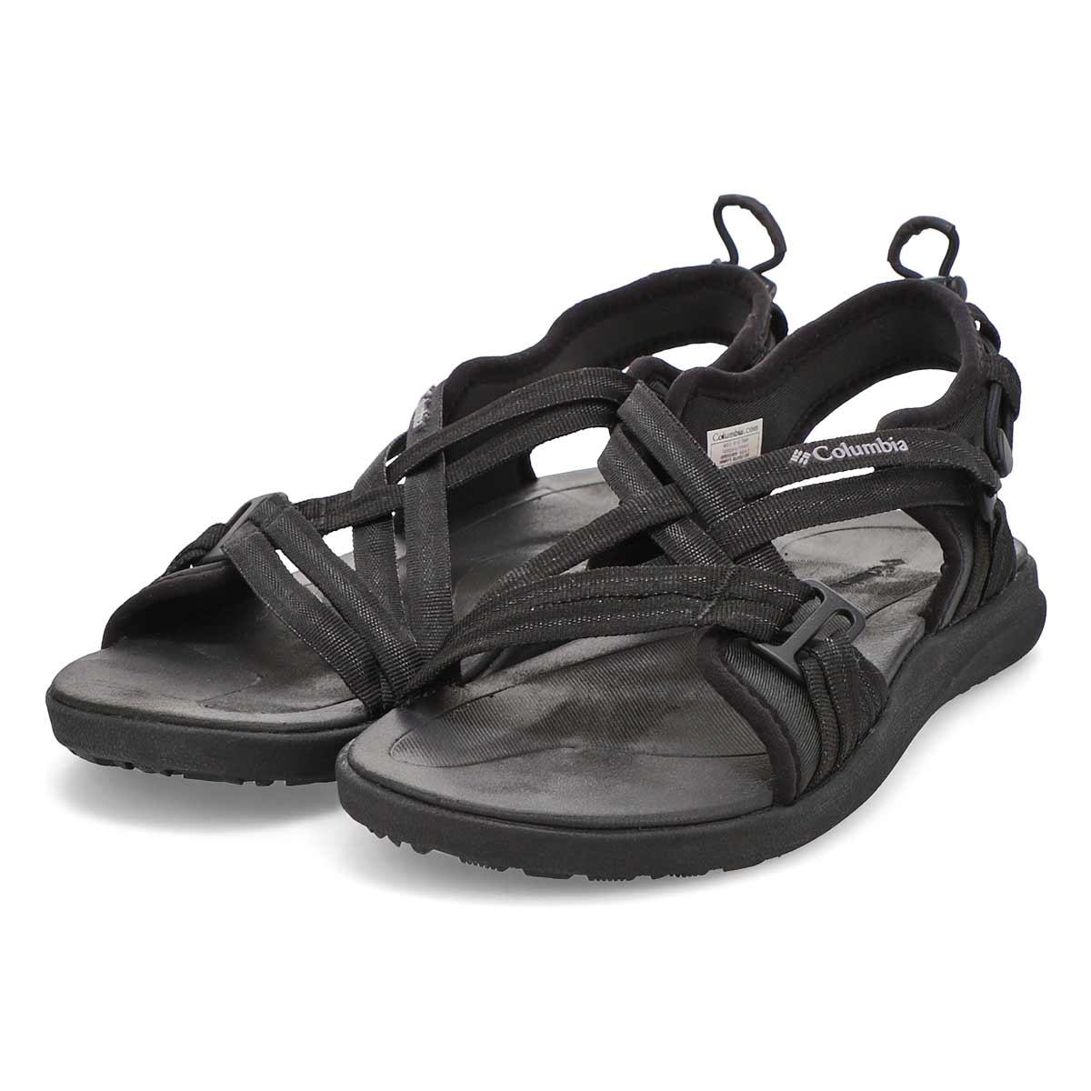 Sandales sport COLUMBIA SANDAL, noir/gris, femmes