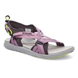 Lds Columbia Sandal prple/vltge sandal