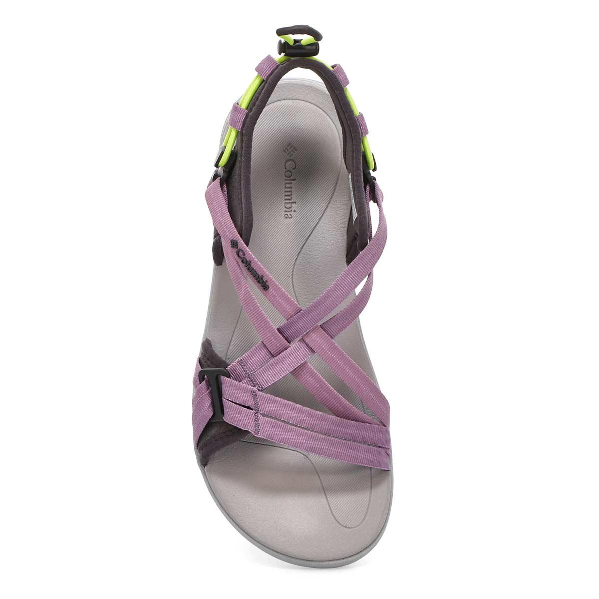 Sandales COLUMBIA SANDAL, violet/rétro, femmes