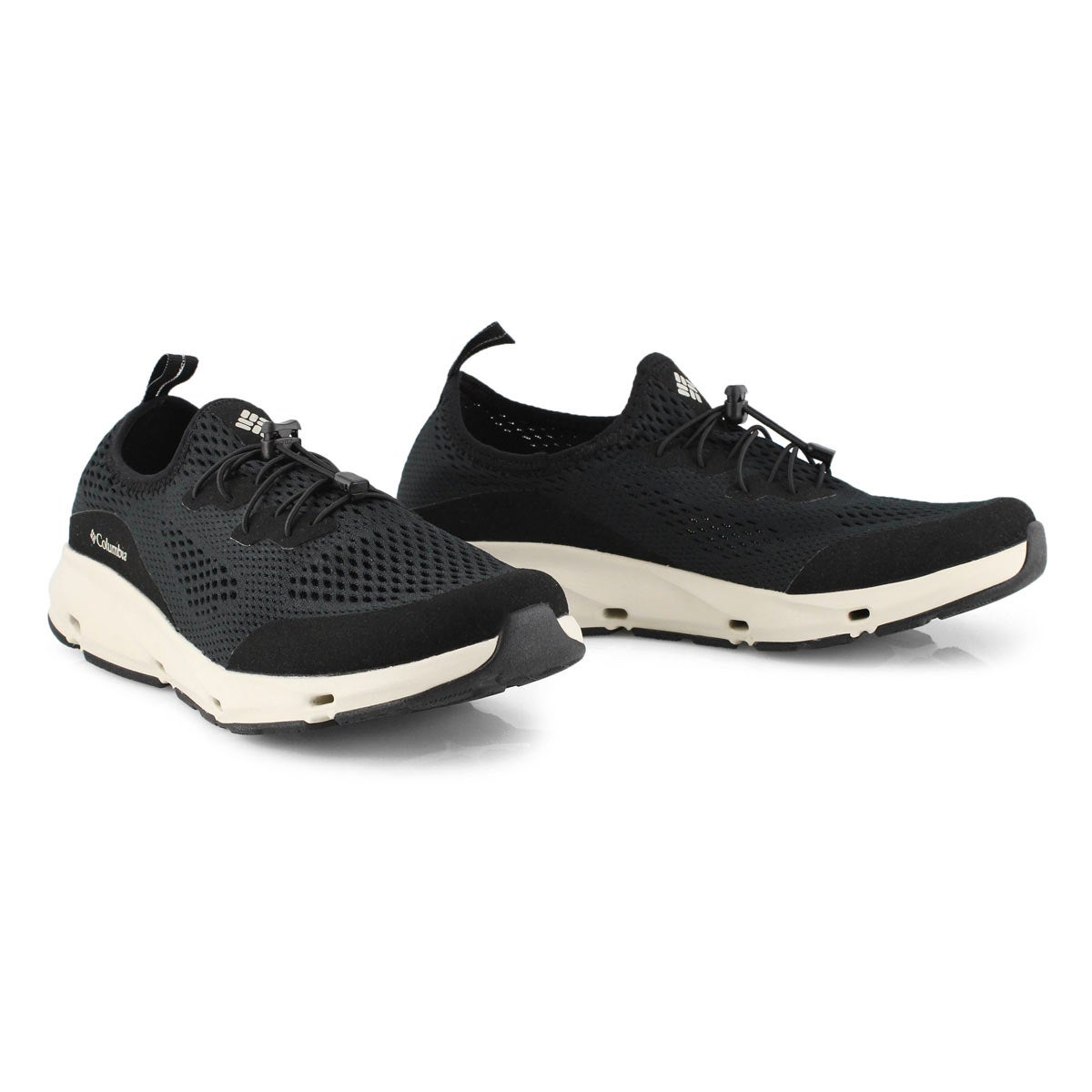 Women's Columbia Vent Sneaker - Black
