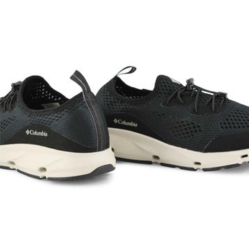 Women's COLUMBIA VENT black fashion sneakers