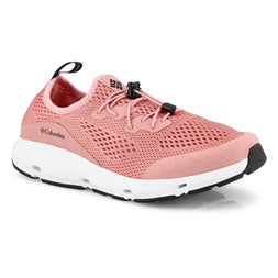 Lds Columbia Vent rose fashion sneaker