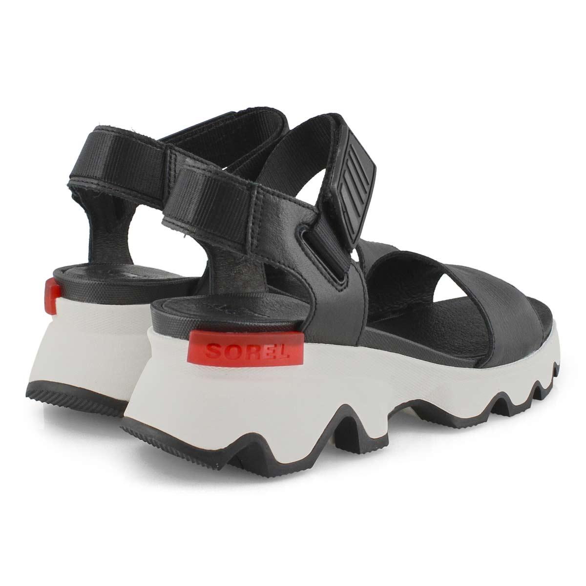 Sandales décontractées KINETIC, noir, femmes