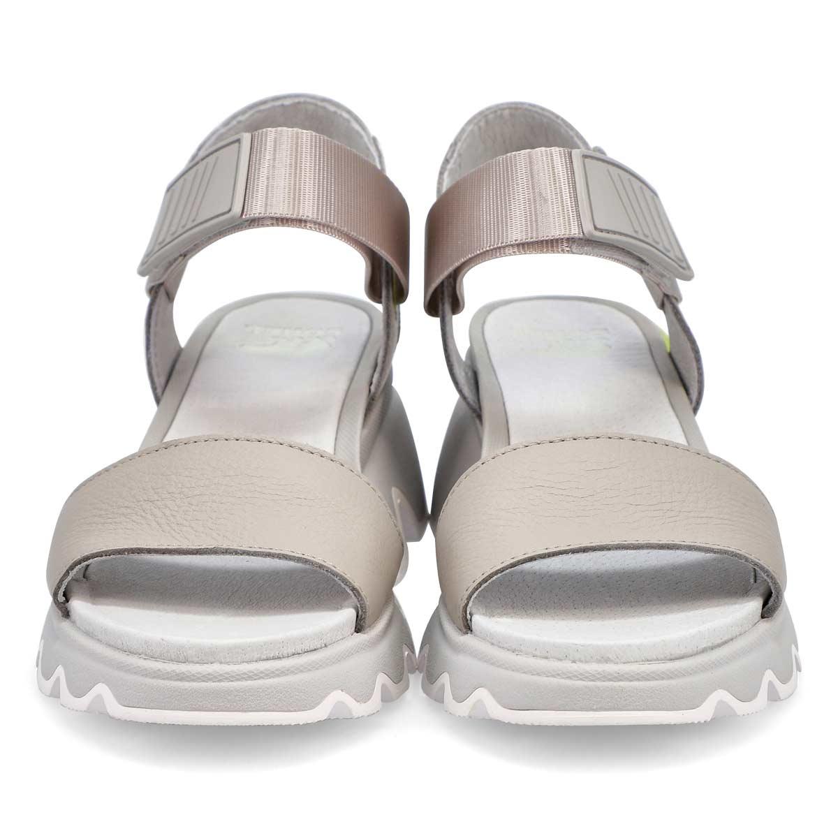 Sandale décontractée Kinetic, gris colombe, femme