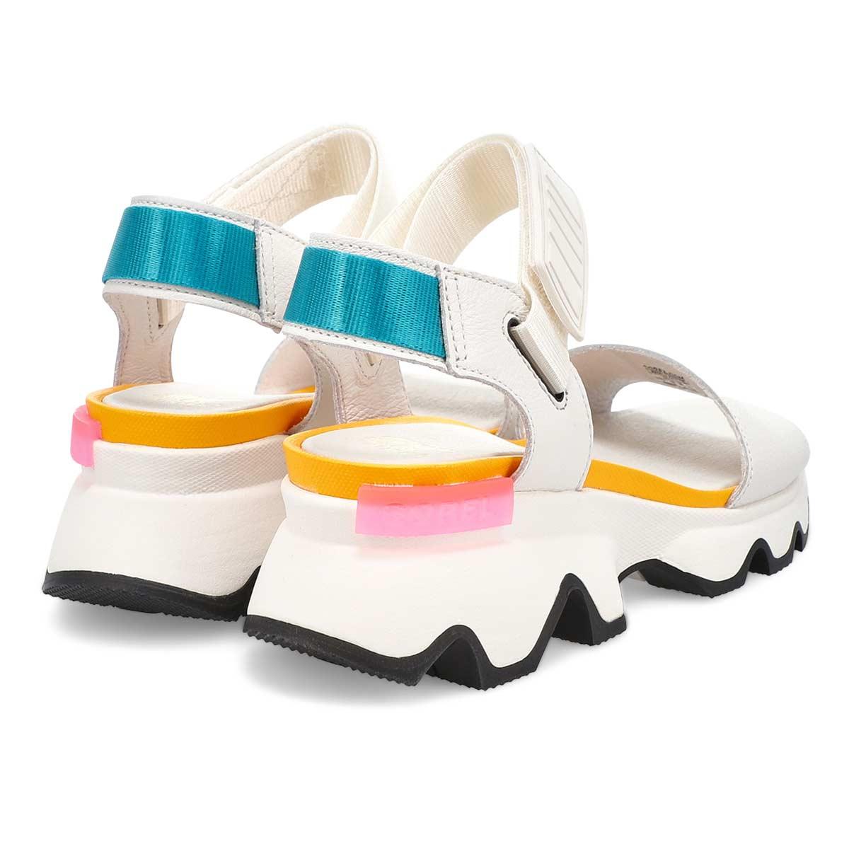 Sandales décontractées KINETIC, sel de mer, femmes