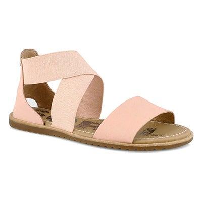 Lds Ella tonic melon casual sandal