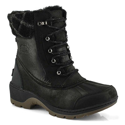 Lds Whistler Mid black wtpf wntr boot