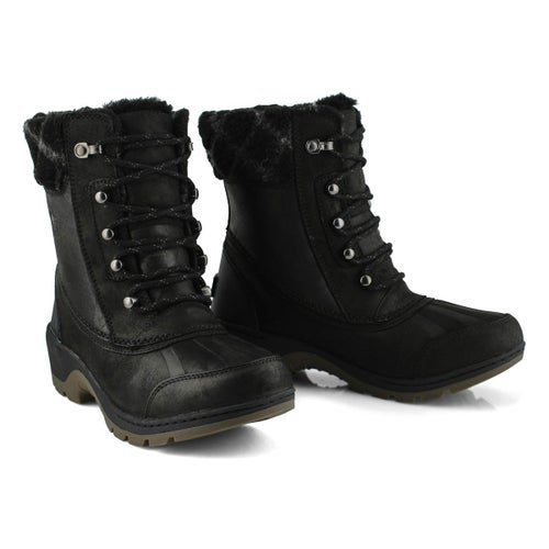 Lds Whistler Mid black wtpf wntr boot