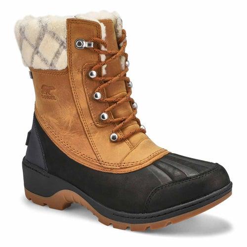 Lds Whistler Mid cml brn wtpf wntr boot