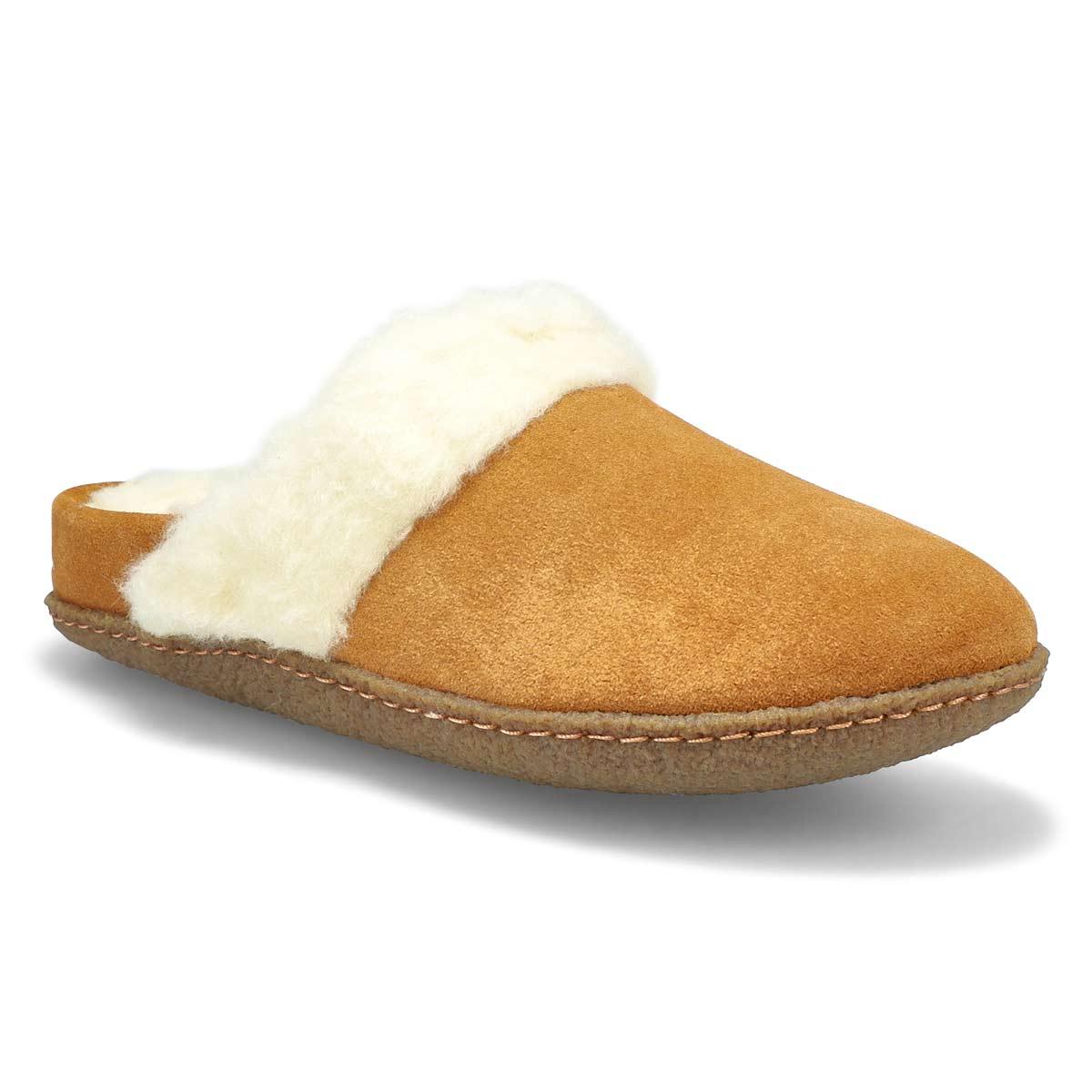Women's Nakiska Slide II Slipper - Camel Brown