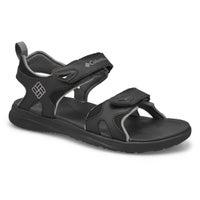 Men's Columbia Sport Sandal - Black/Grey