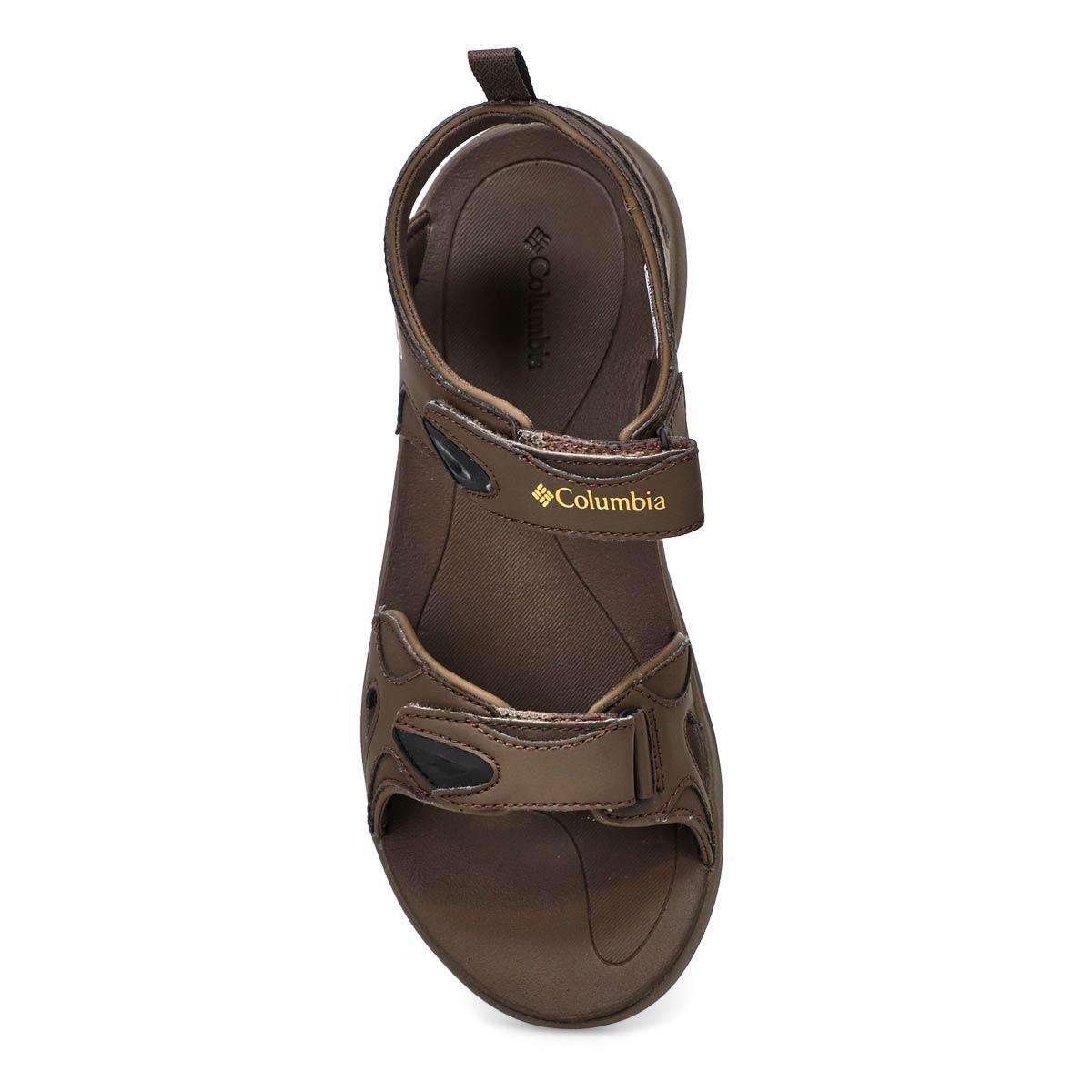Men's Columbia Sport Sandal - Cordoanv/Curry