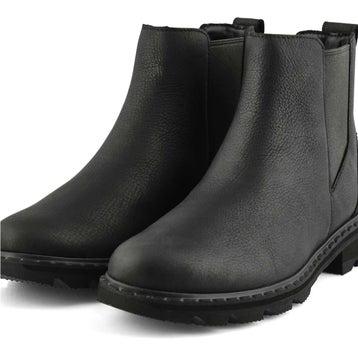Women's Lennox Chelsea Waterproof Boot - Black