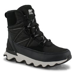 Lds Kinetic Sport black winter boot