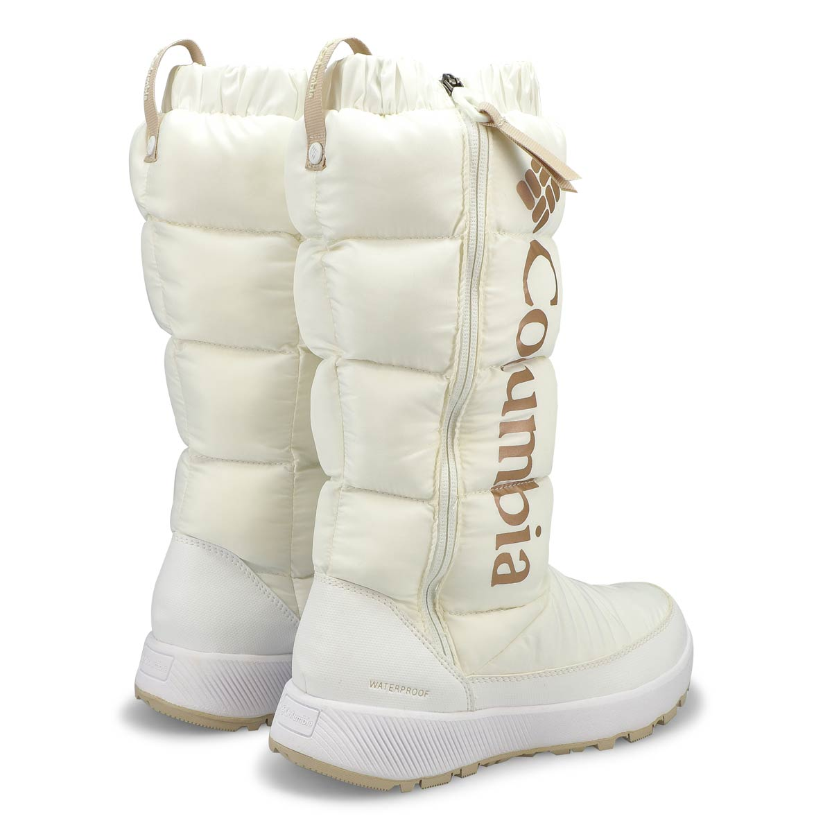 Women's Paninaro Tall Waterproof Winter Boot - Wht