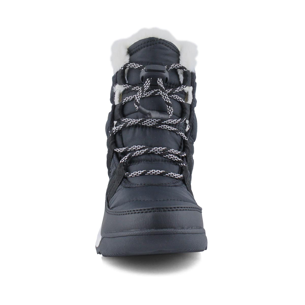Kds Whitney II Short blk wtp snow boot