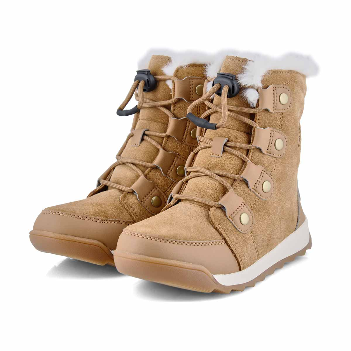 Botted'hiver Whitney II Suede,brun,fille
