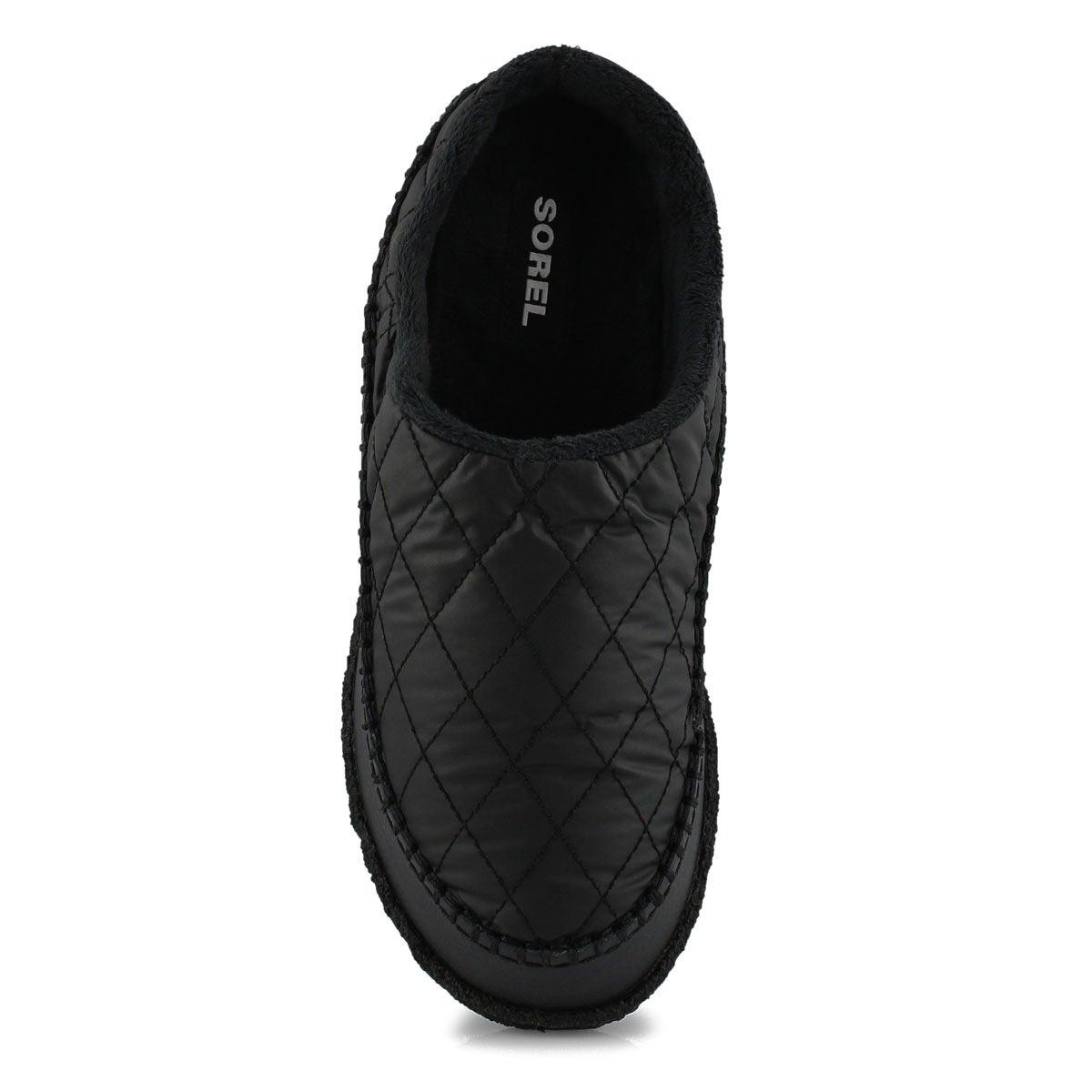 Men's Falcon Ridge II Slipper - Black