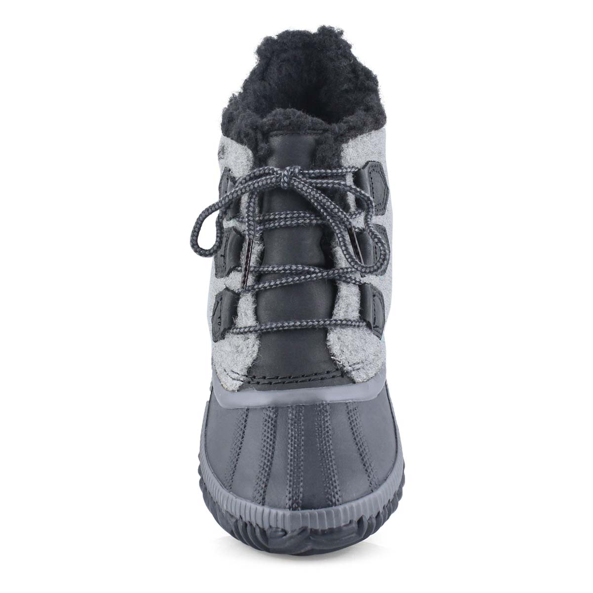 Women's Out'N About Plus Bootie - Black