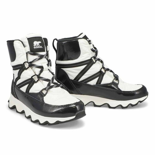 Lds Kinetic Sport white wtpf winter boot