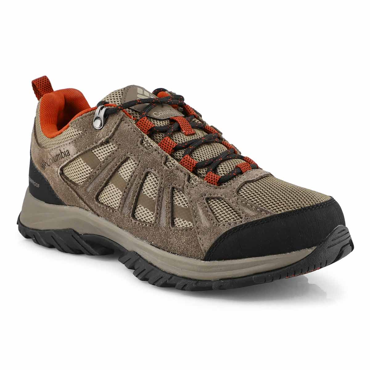 Men's Redmond III Hiker Pebble/Dark Sienna