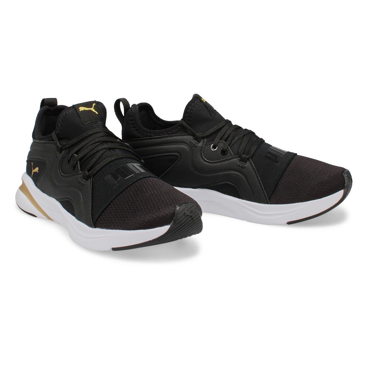 Women's Softride Rift Breeze Sneaker - Blk/Gold