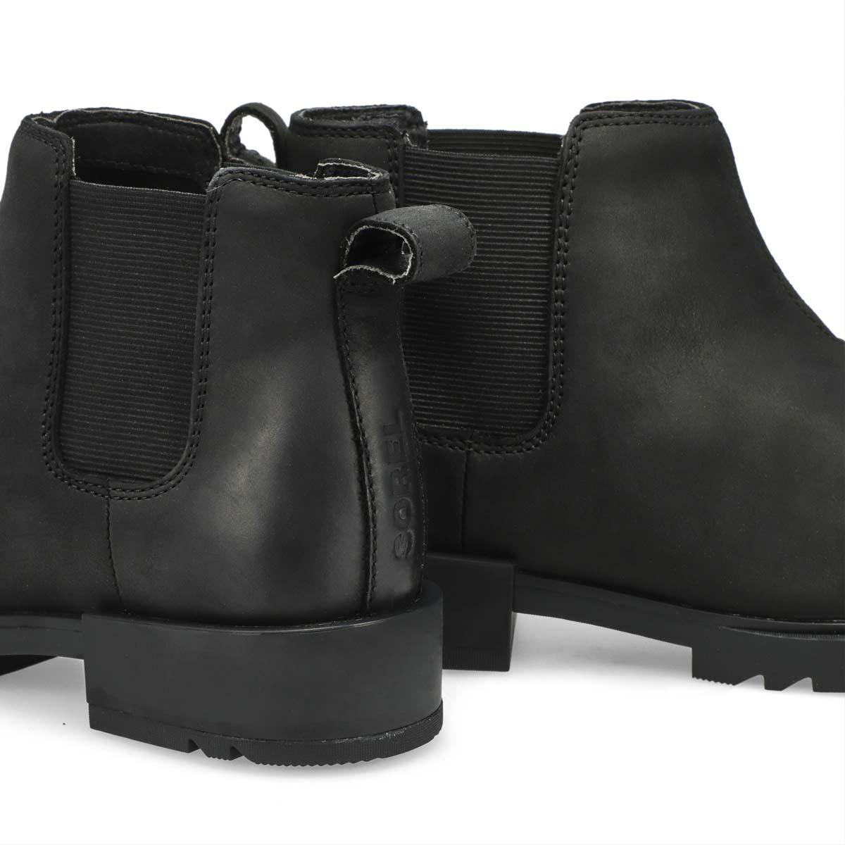 Women's Emelie II Chelsea Waterproof Boot - Black