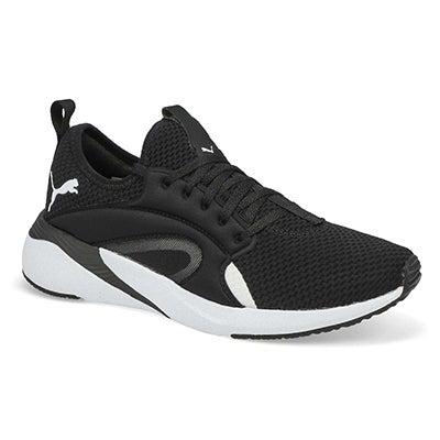 Lds Better Foam Adore Sneaker- Blk/Wht