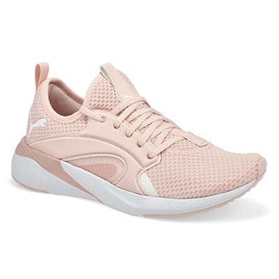 Lds Better Foam Adore Sneaker- Lotus/Wht
