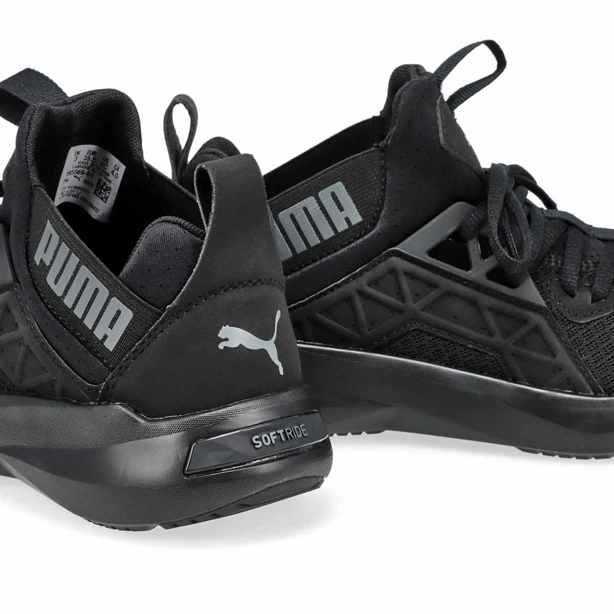 Boys' Softride Enzo NXT Jr Sneaker- Black