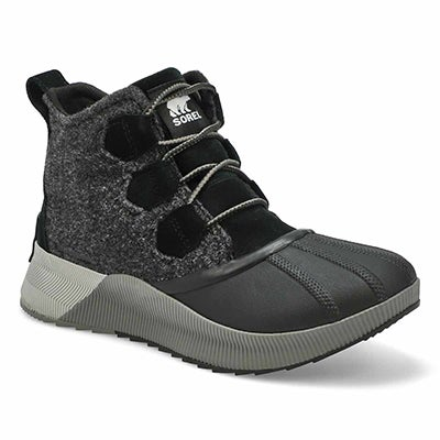 Lds Out 'N About III Wtpf Boot - Blk/Gry