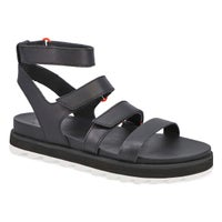 Women's Roaming Multi Strap Sandal - Black