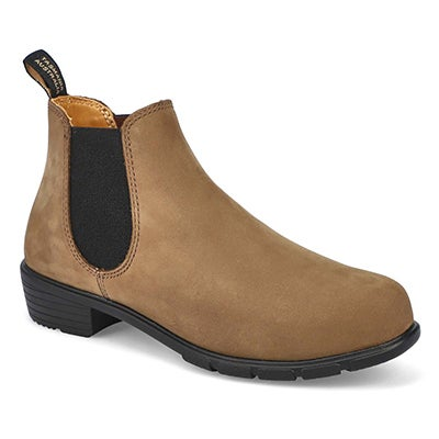 Lds The Ankle stone pull on boot