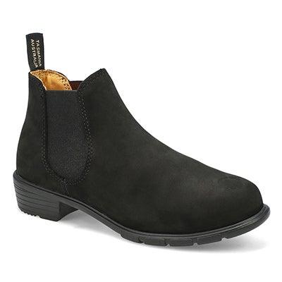 Bottine The Ankle Pull On Boot, noir,fem