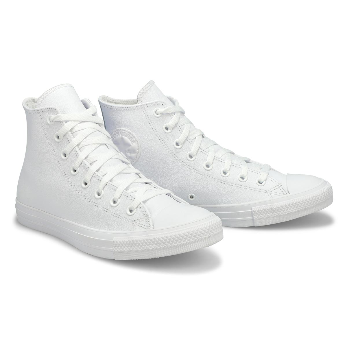 Espa CTAS Leather Hi, blc/blc, hom.