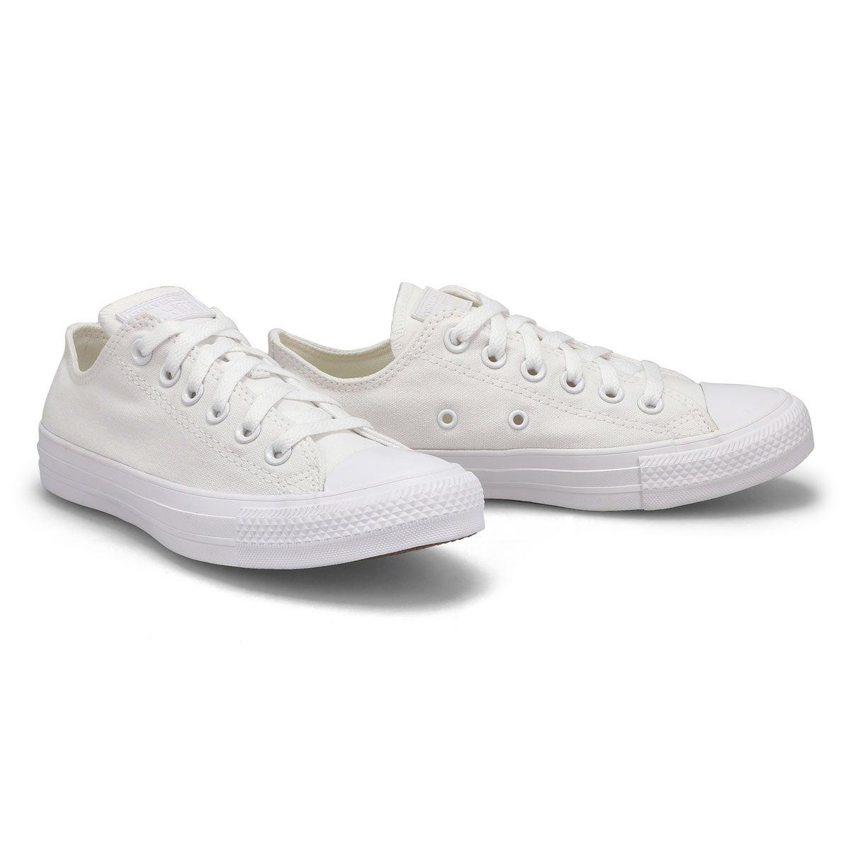 Women's Chuck Taylor All Star Sneakers - Wht/Mono