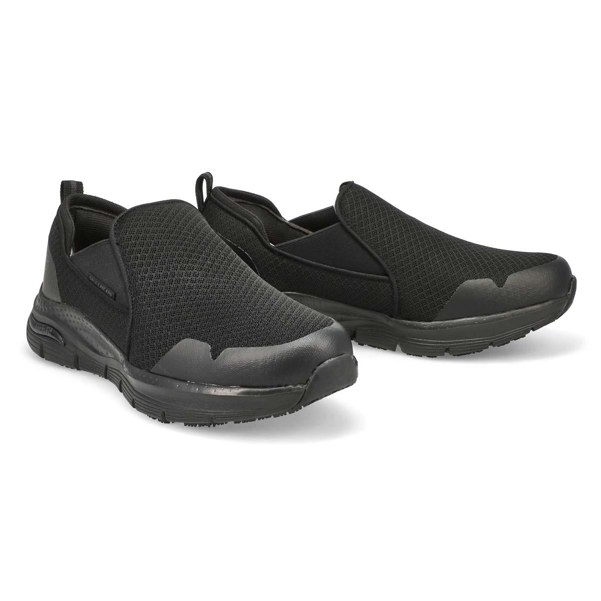 Men's Arch Fit Sr Tineid Sneaker - Black
