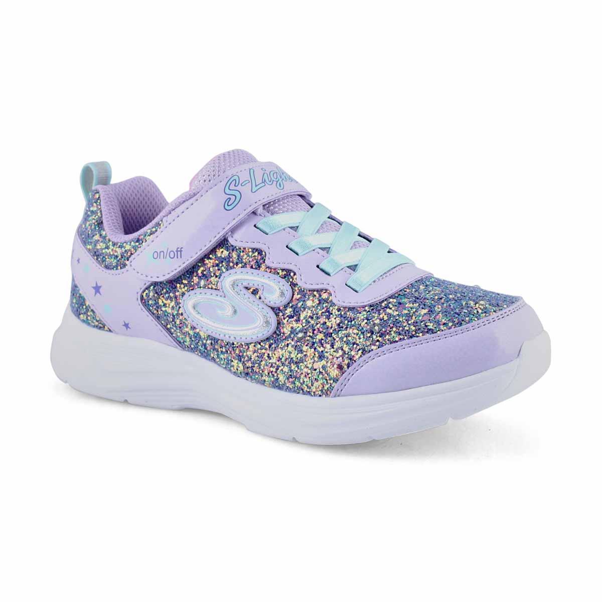 Toddlers' Glimmer Kicks Sneaker - Lavender