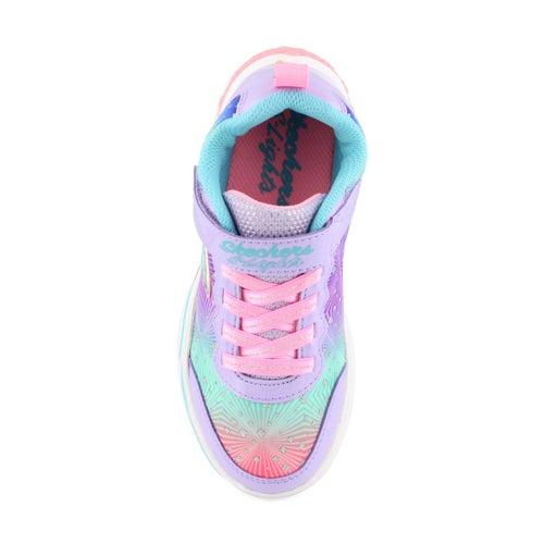 Grls Power Petals lvndr/mlti sneaker