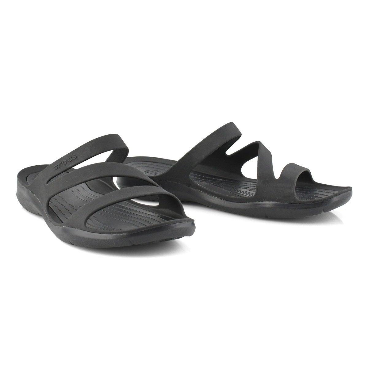 Sandale Swiftwater noir/noir femme