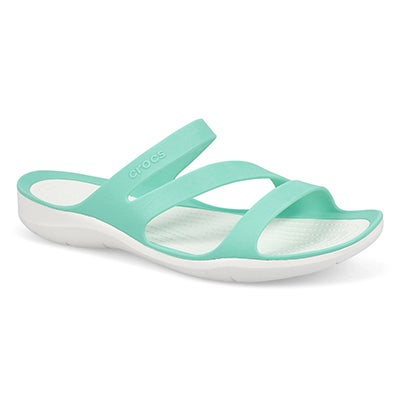 Lds Swiftwater Slide Sandal - Pistachio